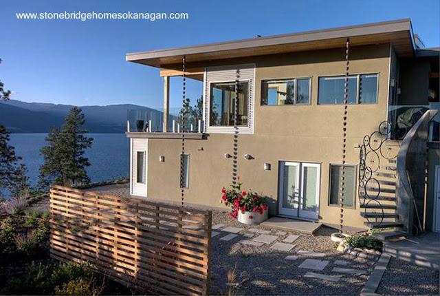 Casa moderna ecológica de estilo Contemporáneo