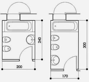 Dimensioni vasca da bagno dimensioni vasca da bagno - Vasca bagno dimensioni ...