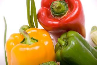 Turunkan Risiko Parkinson Dengan Paprika