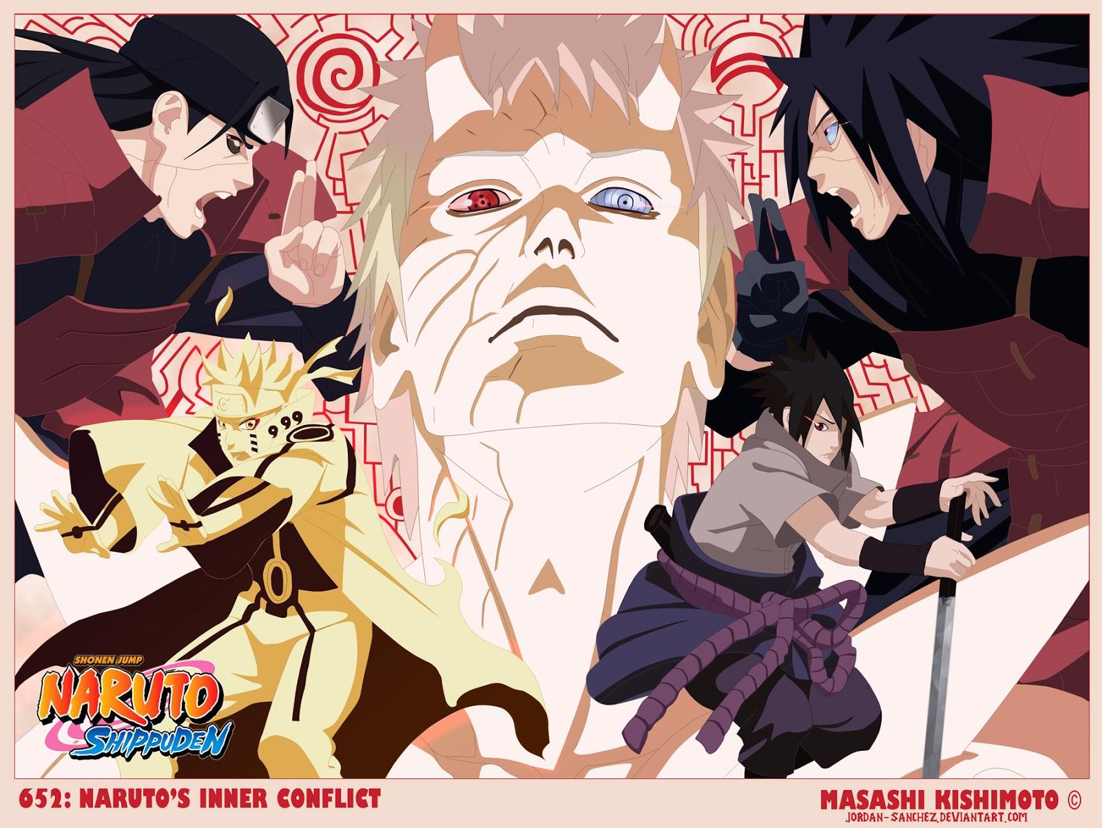Naruto - Chapter 655 - Pic 2