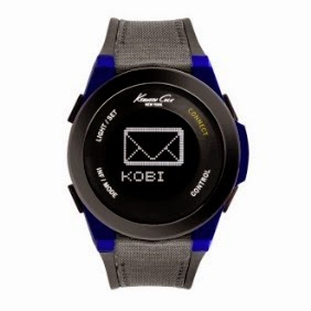 Kenneth Cole Connect blue