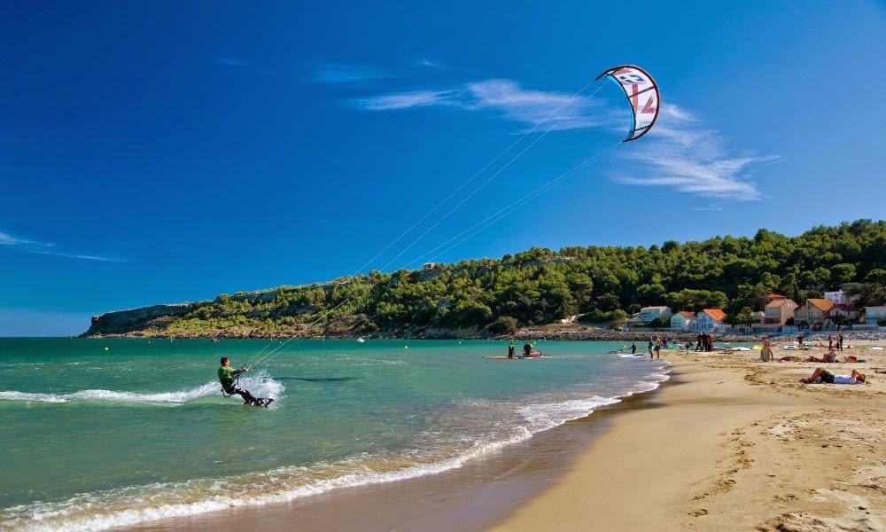 Playas en la región de Languedoc