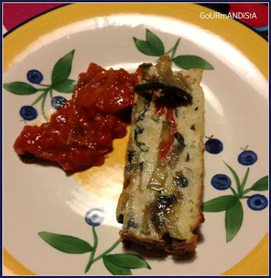 image-Terrine provençale : aubergine, courgette, poivrons
