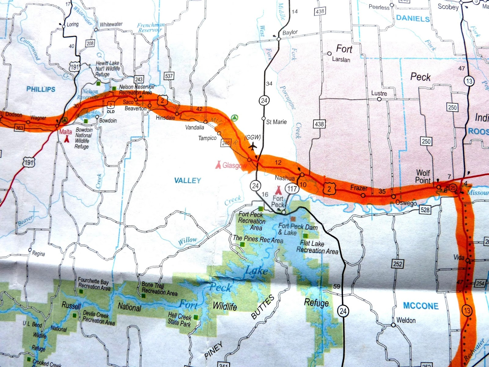 Seniors Walking Across America POST  JULY   ROUTE - Map of us route 40