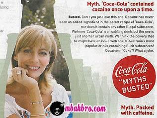 iklan bohong Coca-Cola