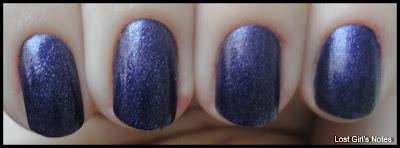 pupa nail polish-402 purple shimmer