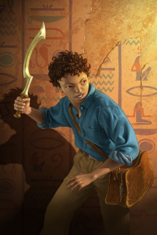 The red pyramid character analysis for Sedie importanti