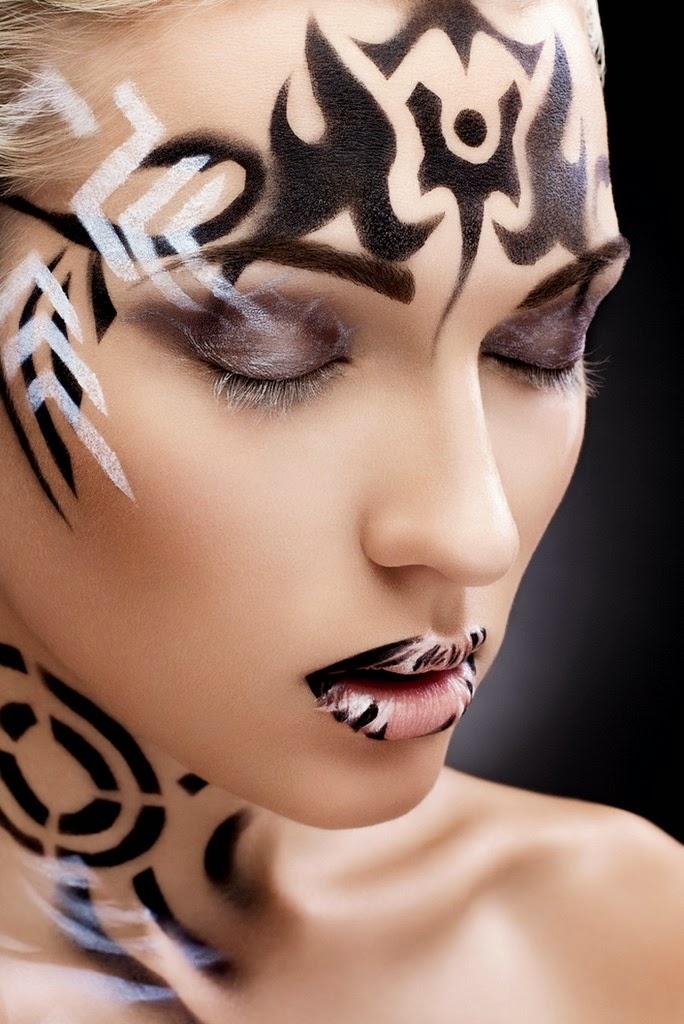 rostro-de-mujer-fotos-artísticas