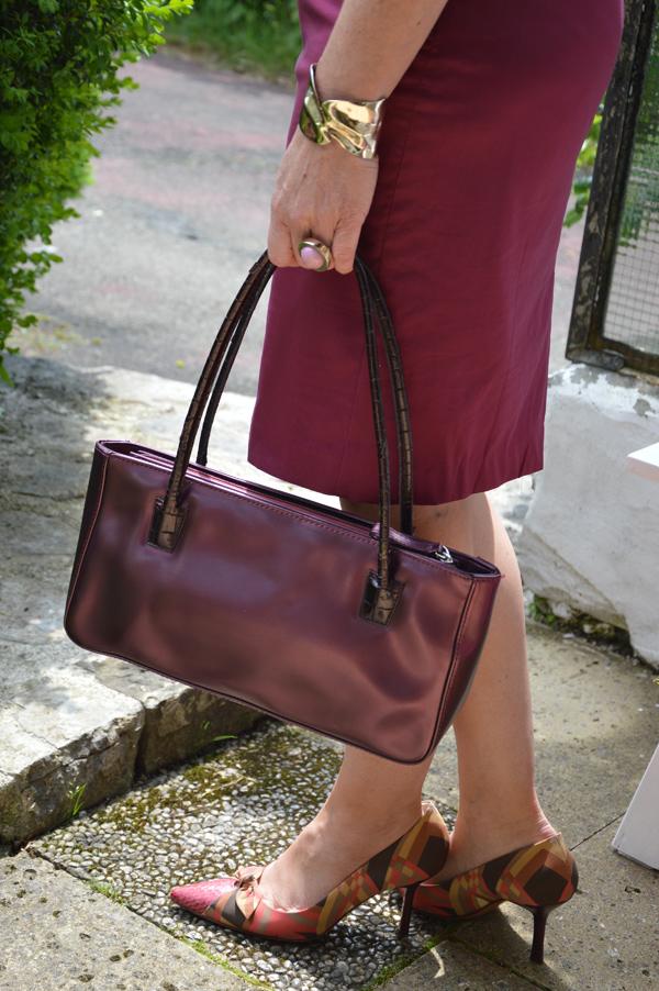 dreaming of a burgundy handbag blog for mature women. Black Bedroom Furniture Sets. Home Design Ideas