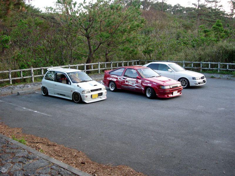Suzuki Cervo, Toyota Corolla Levin AE86, Chaser, ciekawe auta