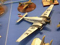 Junkers JU 52/3M de LuftHansa