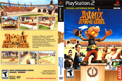 Download Game Asterix at the Olympic Game PS2 Full Version Iso For | Murnia Games