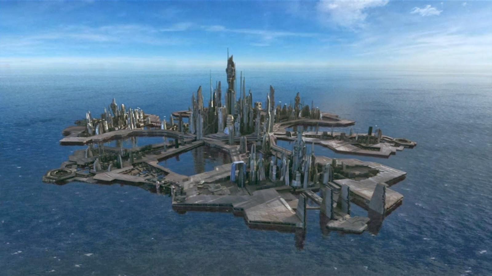 Mitos tentang Peradaban Atlantis pertama kali dicetuskan oleh seorang
