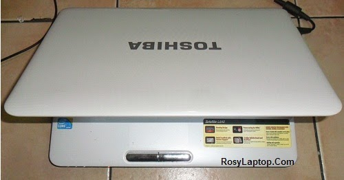 Toshiba Satellite L645 Core i3 White