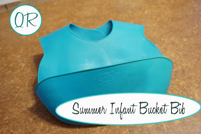 Quick Review: Summer Infant Bucket Bib