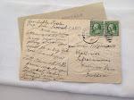 Morfars gamla brev
