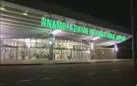 abuja aiport closed down