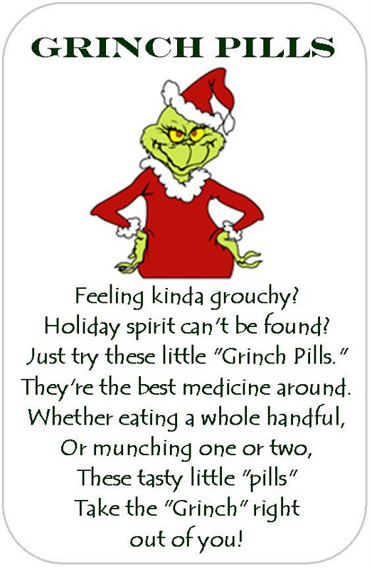 Grinch Pills revisted