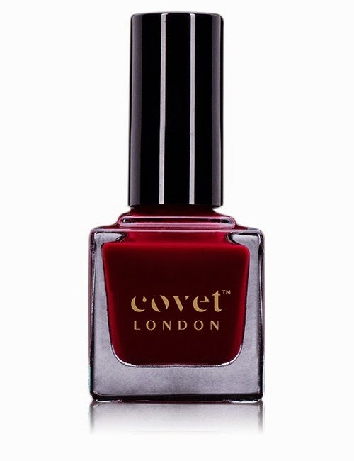 Covet London Nail Polish in Vamp
