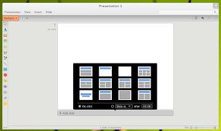 Impress de LibreOffice