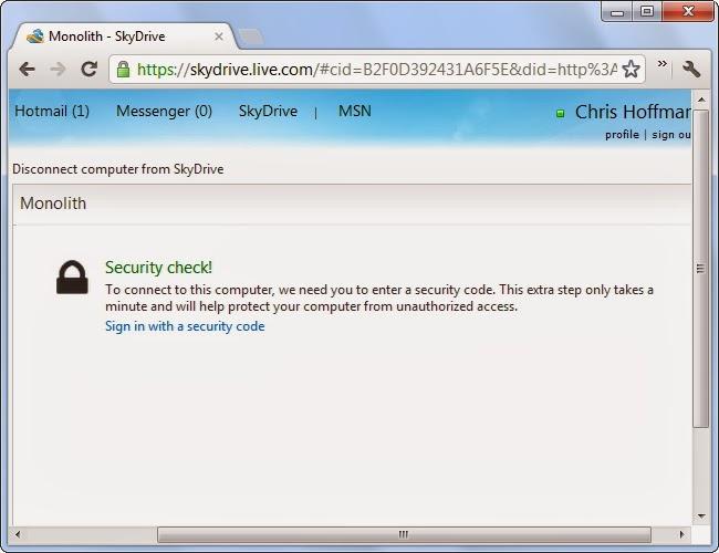 كيفية مزامنة ملفاتك باستخدام خدمة SkyDrive