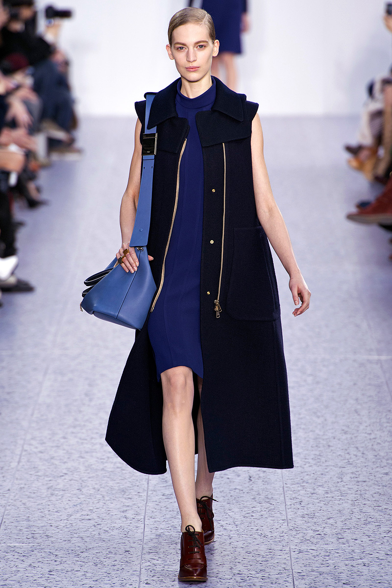 Chloe Coat - Fall 13