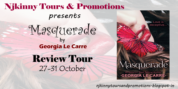 Review Tour: Masquerade by Georgia Le Carre