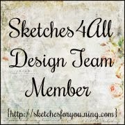I'm proud to be the Design Team Co-coordinator for Sketches4all