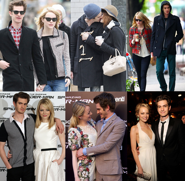 Porque amar Emma Stone_Andrew Garfield_Filme_Download_O espetacular homem-aranha_Homem Aranha_Novo homem-aranha_Red carpet_vestido florido