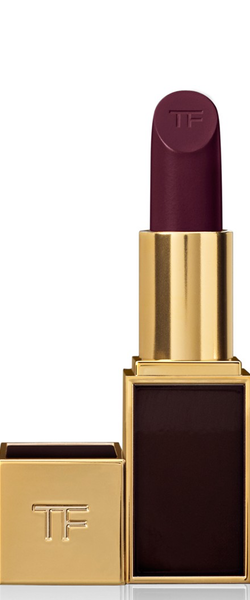 Tom Ford Lip Color shown in Bruised Plum