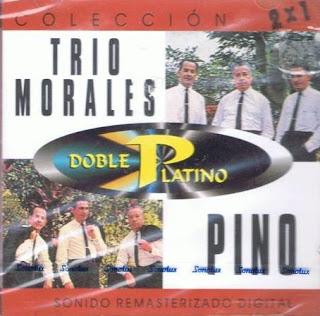 trio morales pino serie doble platino