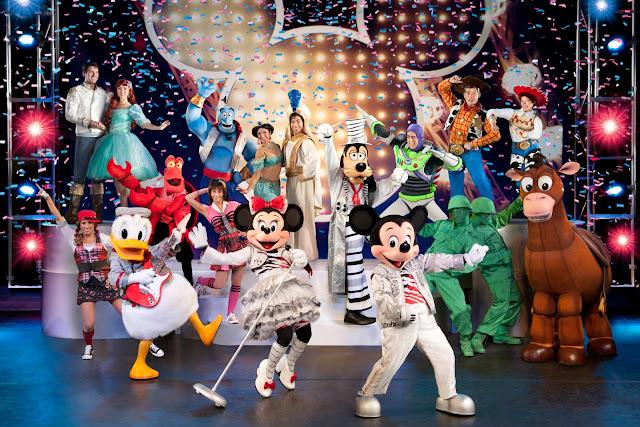 Disney Live em Recife