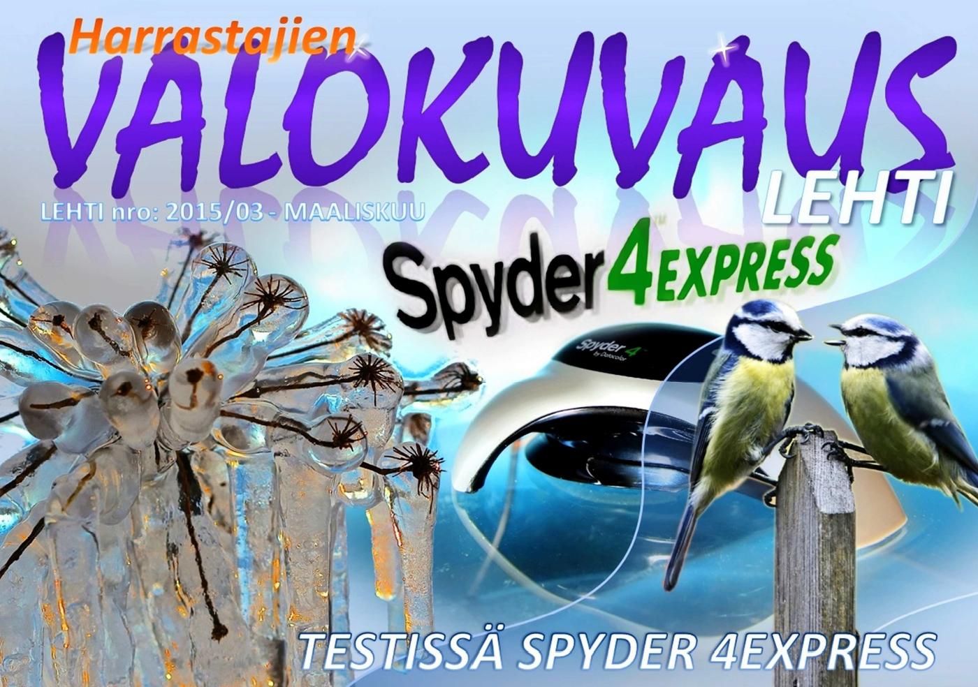 VALOKUVAUS-LEHTI 2015/03