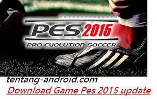 Game Pes 2015 Terbaru Apk Data