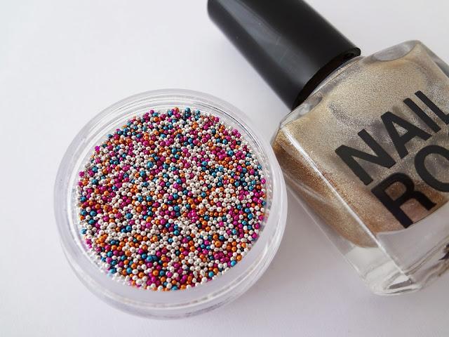 Nail Rock nail caviar manicures venus.