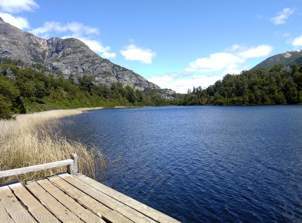 Lago Escondido, Bariloche, circuito chico