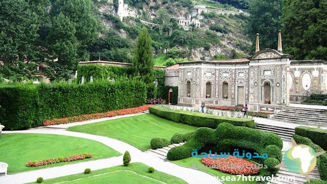 قلعة فيلا ديستي