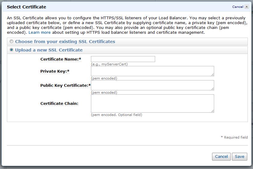 Jays Blog Installing A Digicert Star Ssl Certificate In Aws Load