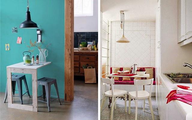 Las cocinas de estilo rústico e industrial  Industrial and rustic