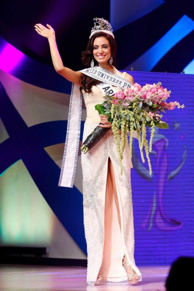 Miss Universe Puerto Rico 2013 Monic Marie Perez