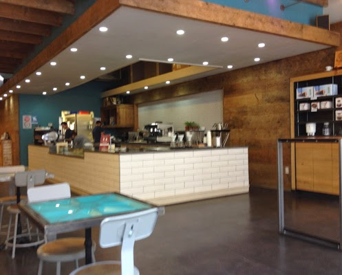 Pure coffee blog blueprint coffee having never had their coffee prior i settled upon an espresso of their penrose and a pourover of a costa rican the espresso pulled shortmedium with malvernweather Images
