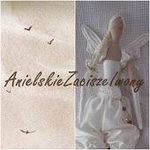 Biała anielica