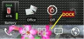 dock go launcher android