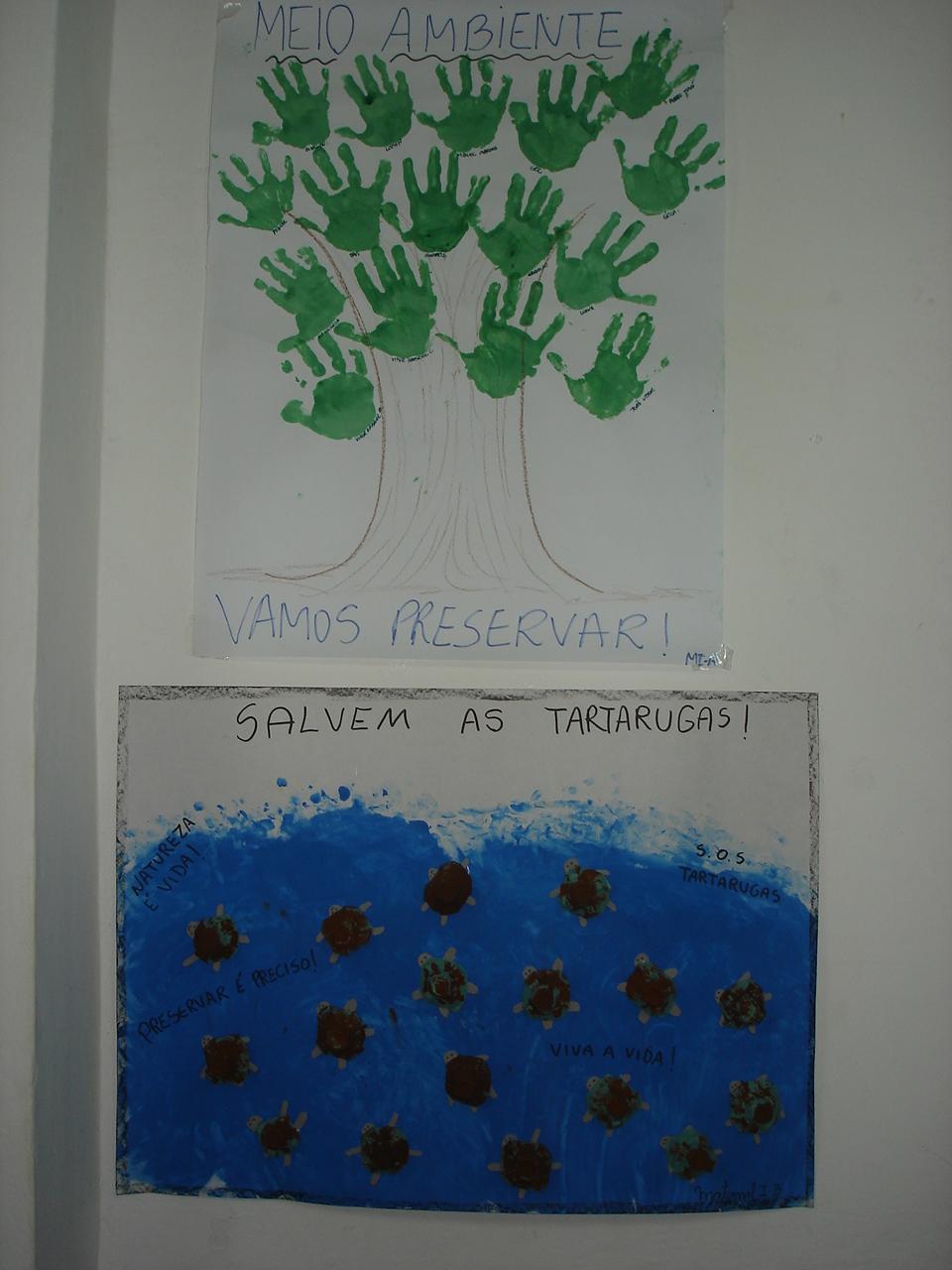 Well-known Menina Arteir@: Semana do Meio Ambiente VR38