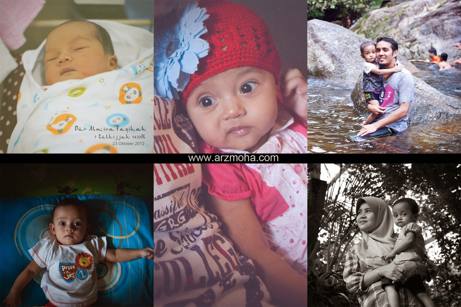 Almira, Faqihah, Nur, Cik Puteri, Koleksi, Collection, kids, a daughter