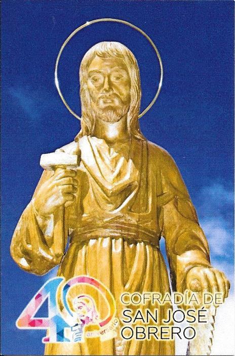 40º Aniversario Cofradía de San José Obrero
