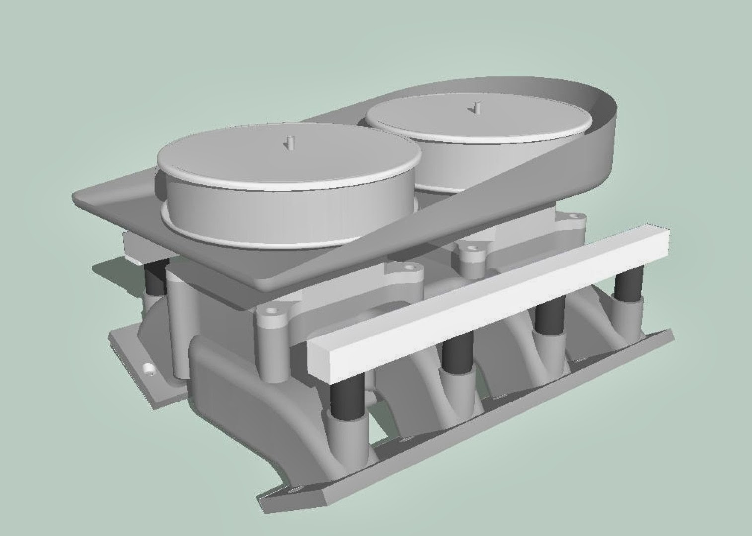 Induction Ideas - Sketchup