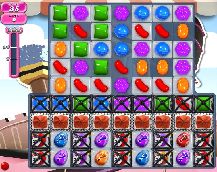 Level 386 | Candy Crush tips level 386