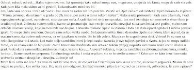Moja Prva Ljubav Sastav Na Temu Iz Sastavi Srpskog Jezika