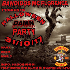 31/10/17 HORROR DAMN PARTY